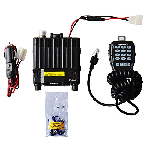Gam3Gear Surecom KT-8900D 136-174 220-260 350-390 400-480 Mini-Farbbildschirm Mobilfunk