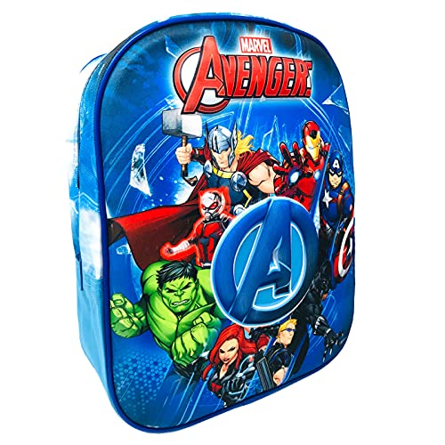 Kstationery Sac à dos 3D Avengers Marvel Sac à dos...