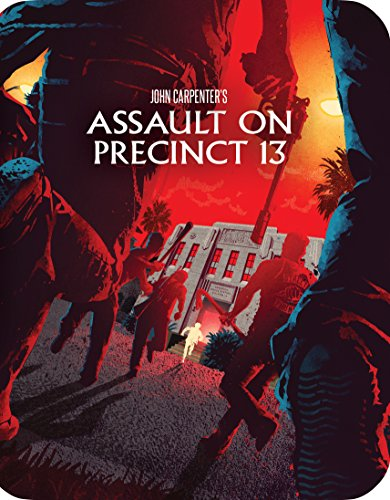 Assault On Precinct 13 [Limited Edition Steelbook] [Blu-ray]