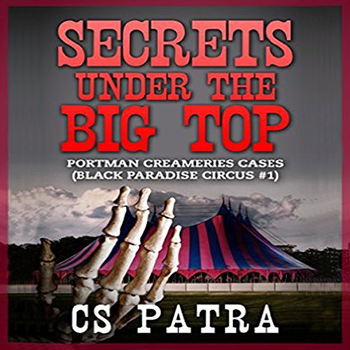 Portman Creameries Cases audiobook cover art