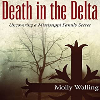 Death in the Delta audiobook cover art