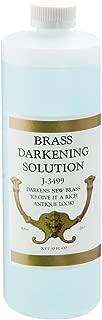 32 oz Brass Darkening Solution