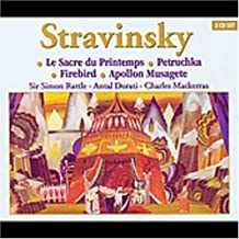 Igor Stravinsky - The Great Ballets (2005-06-21)