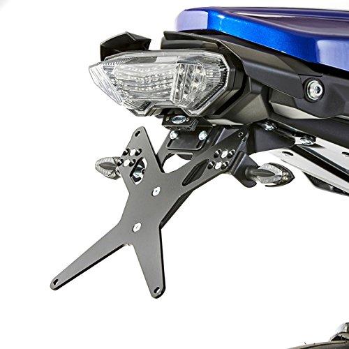 Preisvergleich Produktbild Kennzeichenhalter Yamaha MT-10 16-18 Protech schwarz