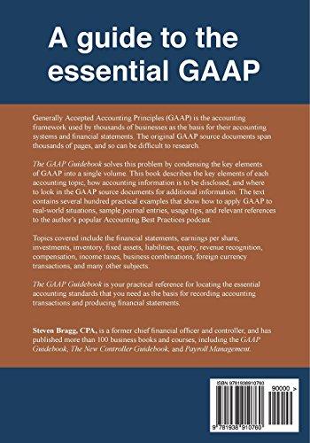 GAAP Guidebook: 2017 Edition