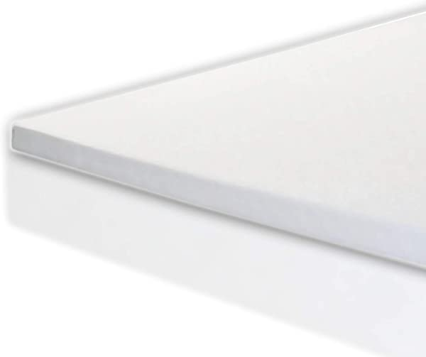 Memory Foam Mattress Topper Twin XL Size Made In The USA 2 Inch Twin XL Memory Foam Topper Next Level Comfort Twin XL Mattress Topper 3 Year Warranty