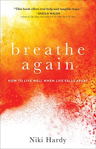 Breathe Again How to Live Well When Life Falls Apart product image