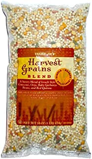 Trader Joe's Harvest Grains Blend (Pack of 3)