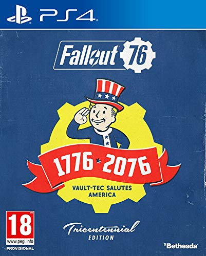 Fallout 76 Tricentennial Ed. (Playstation 4) - PlayStation 4