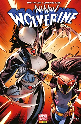 All-New Wolverine T04 : Immunisée (French Edition)