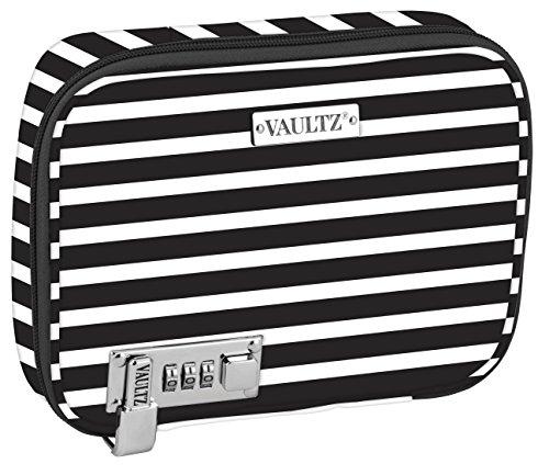 Pencil case with lock