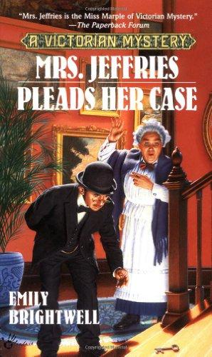 Mrs. Jeffries Pleads Her Case