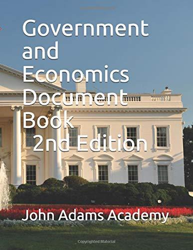 Government and Economics Document Book