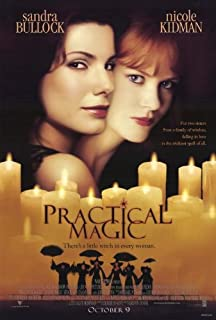 Practical Magic 27 x 40 Movie Poster - Style A