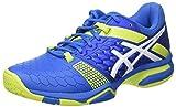 ASICS Gel-Blast 7, Chaussures de Handball Homme, Bleu (Directoire Blue/Energy Green/White), 39 EU
