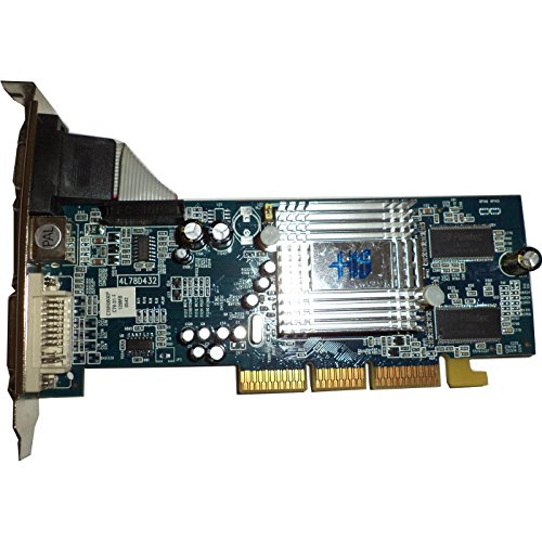 HIS Radeon 9250interne Grafikkarte 128MB