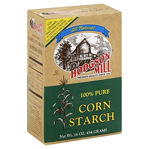 Hodgson Mill Pure Corn Starch, 16-ounces (Pack of12)