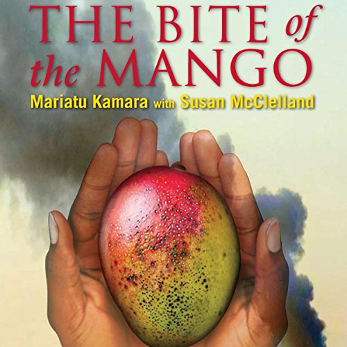 The Bite of the Mango audiobook cover art