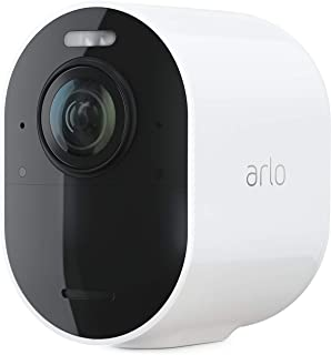 Arlo Technologies Ultra 2 Spotlight Camera Add-on Camera Security System Wire-Free, 4K Video & HDR Colour Night Vision, 2-...