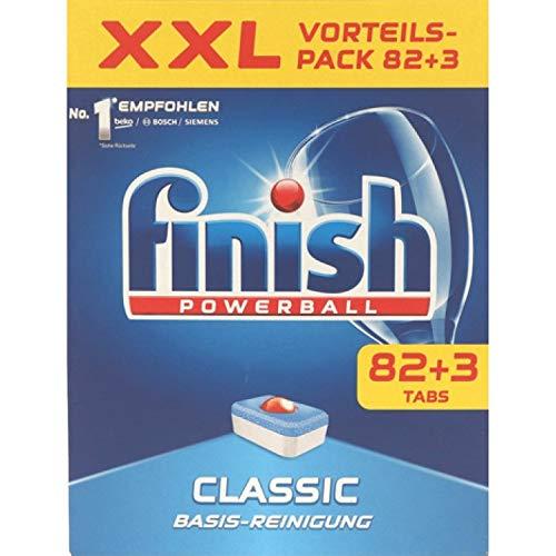 Finish Geschirrspültabs XXL Classic 82+3, 2000 g