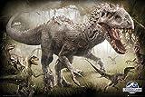 Jurassic World GB Eye, Raptors, Maxi Poster, 61x91.5cm