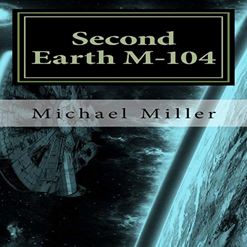 Second Earth, M-104 audiobook cover art