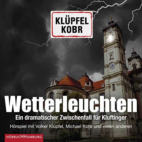Wetterleuchten audiobook cover art