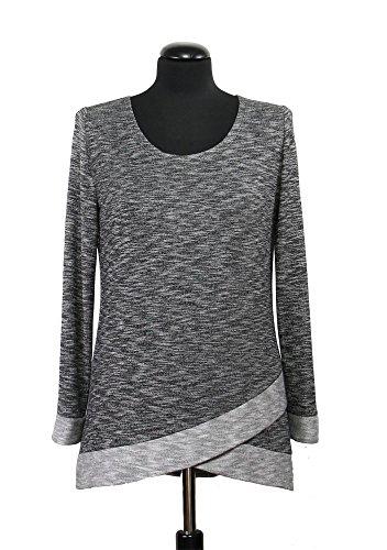 Schnittquelle Damen-Schnittmuster: Shirt Limmen (Gr.38) - Einzelgrößenschnittmuster verfügbar von 36 - 52