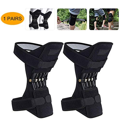 Power Knee Booster,Powerlift Knee Brace Lift Joint Support Knee Pads|Upgrade Spring Brace Rebound...