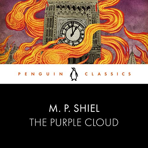 The Purple Cloud  By  cover art