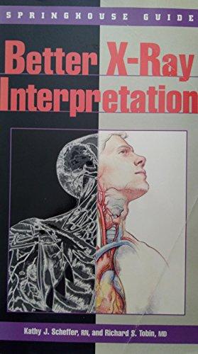 Better X-Ray Interpretation