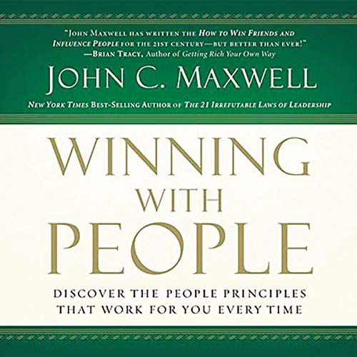 Couverture de Winning with People