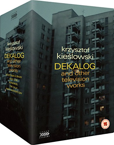Dekalog and Other TV Works Dual-Format Blu-ray & DVD [UK Import]
