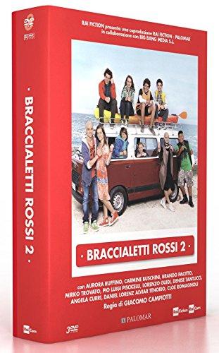 braccialetti rossi Braccialetti Rossi 2 (Box 3 Dvd)