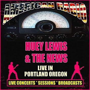 Live in Portland, Oregon (Live)