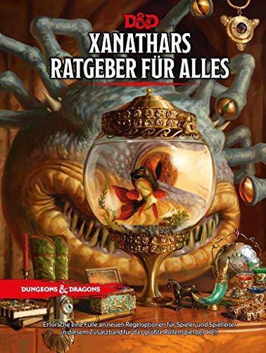D&D: Xanathars Ratgeber für Alles: Dungeons & Dragons