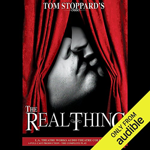 The Real Thing                   By:                                                                                                                                 Tom Stoppard                               Narrated by:                                                                                                                                 Andrea Bowen,                                                                                        Matt Gaydos,                                                                                        Carolyn Seymour,                   and others                 Length: 1 hr and 41 mins     95 ratings     Overall 4.4