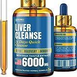 Best Liver Detoxes - FAIRMILE Organics Liver Cleanse 2OZ - Natural Treatment Review