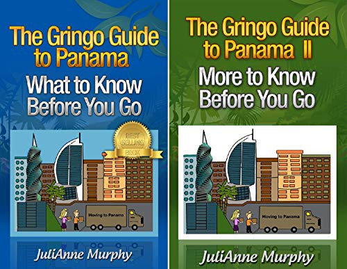 The Gringo Guide to Panama (2 Book Series)