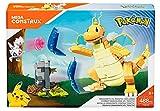 Mega Construx Pokemon Figuras Dragonite vs. Togetic Challenge, Juguetes de Construcción Niños +6 Años (Mattel FVK75)