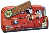 Djeco - P. Silueta el camión de Bomberos