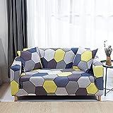 WXQY Funda de sofá elástica,combinación de Funda de sillón...