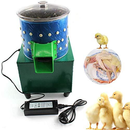 Edelstahl-Huhn-Pflücker, Geflügel und Geflügelverarbeitungsmaschine, Berufsgeflügel Depilator für Vogel Huhn Wachtel-Tauben