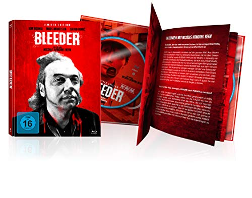 Bleeder (Limited Mediabook Edition C) (exklusiv bei Amazon.de) [Blu-ray]