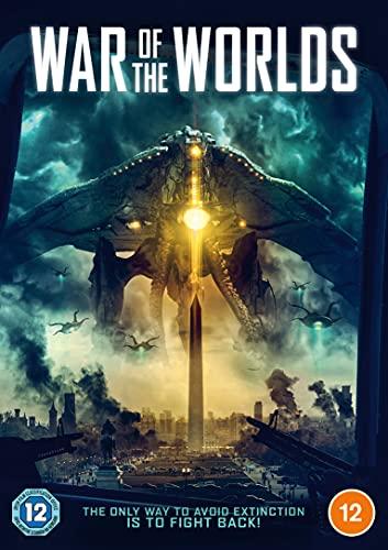 War of the Worlds [DVD] [2021]