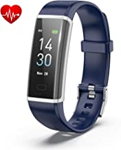 Amazon.es: fitness tracker with heart rate monitor