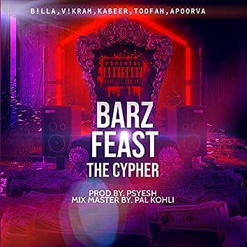Barz Feast (feat. Toofan, Kabeer Handa, B!lla & Apoorva)