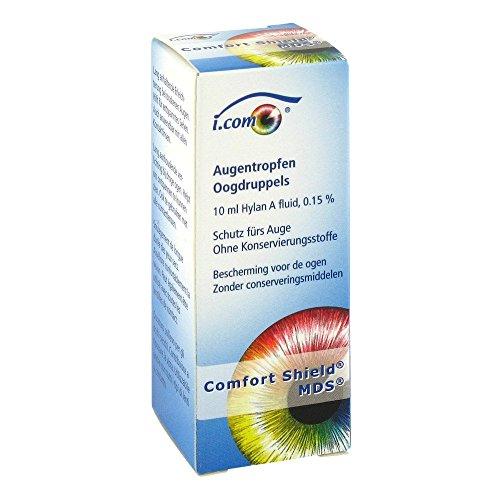 comfort shield ögondroppar apoteket