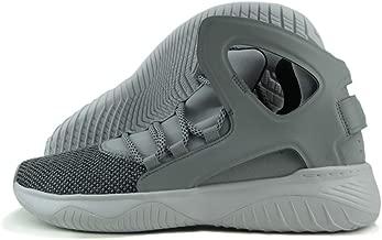 Nike Air Flight Huarache Ultra Basketball Shoes Size 9 Grey