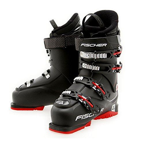 fischer Messieurs CRUZAR x 8,5Thermos Hape Black/Yellow Chaussures de Ski, Homme, Herren Skischuhe...